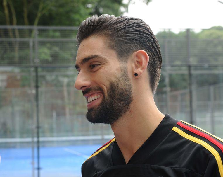 Yannick Carrasco zit momenteel in een lastig parket bij zijn Chinese club.