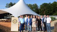 Rotaryclub Westerlo schenkt Velumtent ter waarde van 40.000 euro aan Tongelsbos