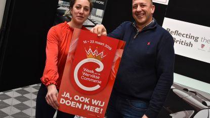Unizo promoot lokale handel met 'Week van de Wervikse Commerse'