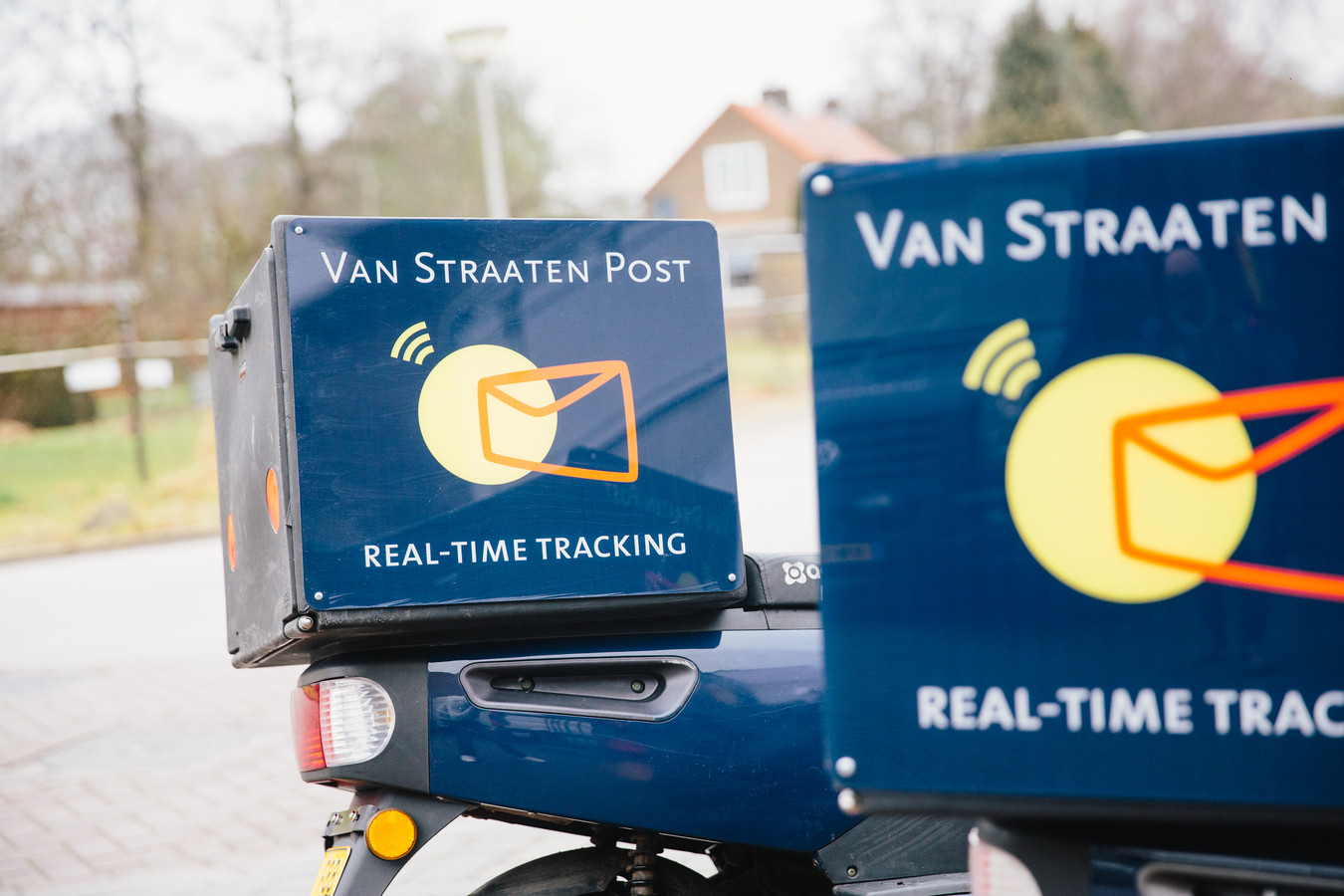 Sandd (Apeldoorn) maakte op 15 september bekend Van Straaten Post over te nemen.