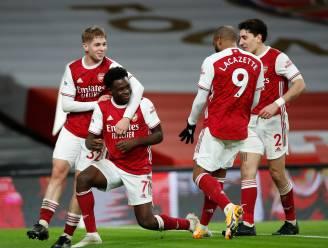 Arsenal overtuigt in Londense derby met Chelsea en pakt eindelijk nog eens een driepunter