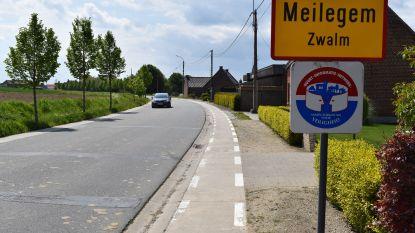 Snelheidsbeperking moet wooncomfort in Meilegemstraat verbeteren