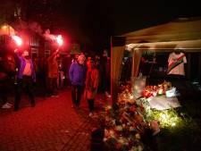 Indrukwekkende erehaag bij stille tocht voor doodgereden Wijchenaar Sebastiaan (42)