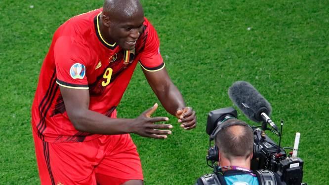 """""""Chris, sterkte jongen. I love you"""": Lukaku eert Eriksen bij zijn doelpunten"""