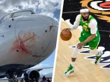 NBA-koploper Utah Jazz ontsnapt aan vliegramp: 'Spelers stuurden al berichten naar familie'