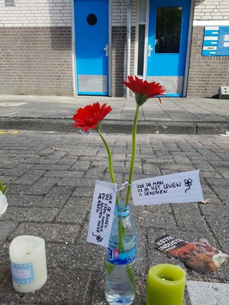 De Barbusselaan, donderdag Beeld Hanneloes Pen