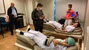 Ontspanningstoestellen moeten ook dokters en verplegend personeel fit en gezond houden