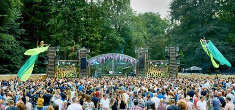 Festival Hidden Garden, op de dag nadat de nieuwe coronamaatregelen aflopen, rekent zich nog niet rijk