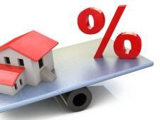 Hypotheekrente daalt verder dankzij hevige concurrentie