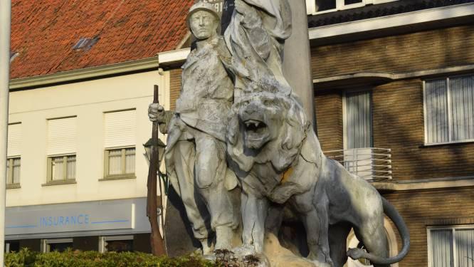 Oorlogsmonument Bassevelde wordt na meer dan 100 jaar gerestaureerd