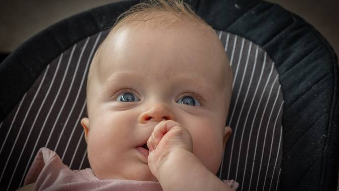 Ouders van 'breekbare baby' Luca uit Kampen kunnen naar Zweden: mensen doneren massaal