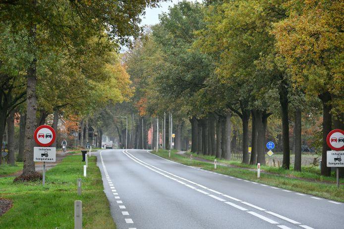 Haaksbergen begint in augustus met de herinrichting van de Enschedesestraat, de oude N18