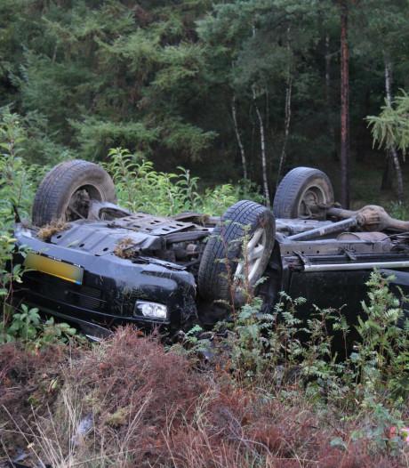 Verbindingsweg A12 Velperbroek en A50 Apeldoorn weer open na ongeluk