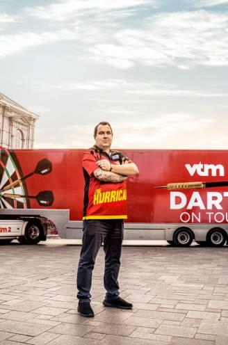 Zelf een '180' of 'bullseye' gooien? VTM 2 brengt darts tot bij de Vlaming tijdens 'Darts On Tour'