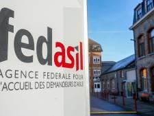 Fedasil a reçu mille condamnations pour défaut d'accueil en 2020