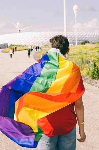 """Niet iedereen is blij met de wapperende regenbogen in München: """"Die vlag moet worden verbrand"""""""