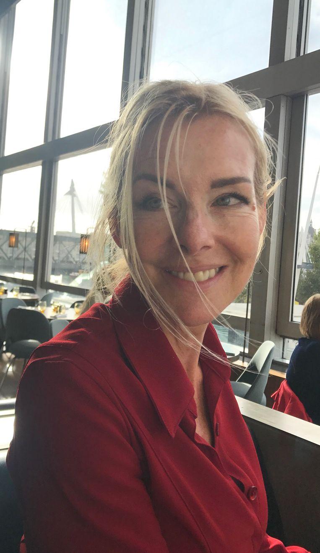 Yvonne Halink Beeld de Volkskrant