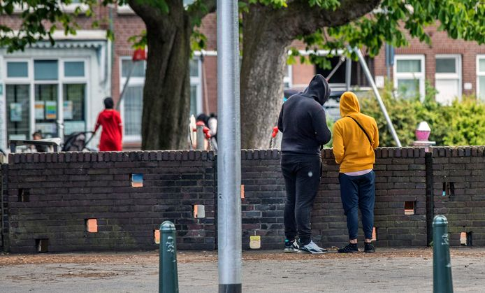 De Haagse wijk Transvaal zucht onder de druk van grote aantallen Oost-Europese arbeidsmigranten.
