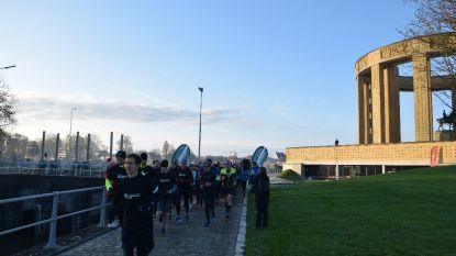 510 deelnemers op eerste stadstrail: 1.000 euro voor 11.11.11