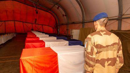 IS claimt verantwoordelijkheid voor crash Franse legerhelikopters met dertien doden