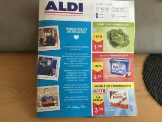 Ook Machelen niet opgezet met tweetalige folder Aldi