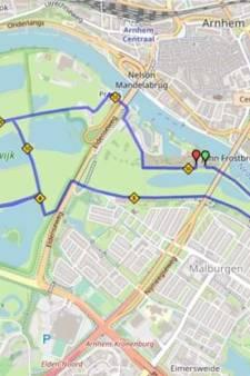 Liefst 4000 deelnemers starten in 'afgeslankte' Bridge to Bridgeloop in Arnhem