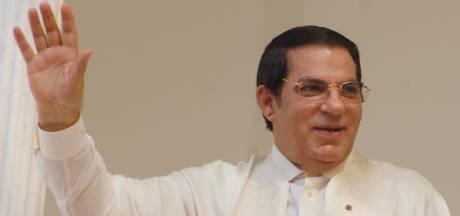 Oud-leider Ben Ali (83) van Tunesië overleden