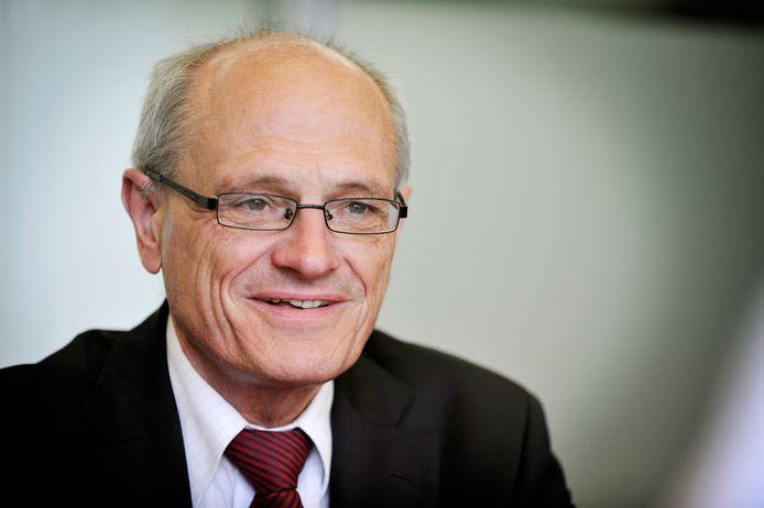 Gerard Sanderink , eigenaar van Centric en Oranjewoud.