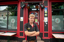 """Gerwin Nijmeijer baalt van de nieuwe sluiting. ,,Het is jammer, want na heel lang dicht te zijn geweest, zijn we net vier weken open. Nu missen we weer allerlei inkomsten."""""""