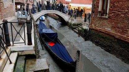 Valentijn in de modder van Venetië