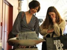 Kleren shoppen per kilo meteen megasucces in Gent