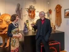Wereldberoemde poppenspeler en Staphorster schilder maken van het nieuwe Stedelijk in Meppel een écht museum