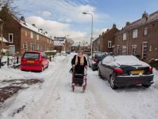 Tientallen klachten over besneeuwde straten in Nijmegen, Dar zet zwaar materieel in