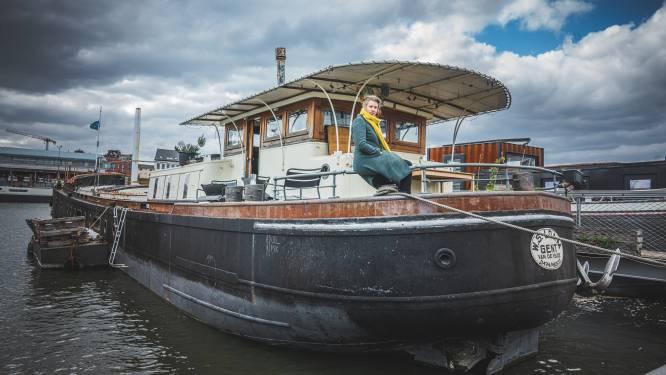 """Nog steeds wachtlijst voor woonboten in Gent: """"Wie kiest voor een schip, moet er iets voor over hebben"""""""