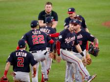 Washington Nationals winnen eerste duel World Series