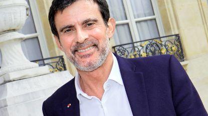 Franse ex-premier Manuel Valls overweegt gooi naar burgemeesterssjerp Barcelona