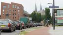 Drukte in het centrum van Deventer.