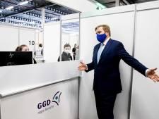 Hoog bezoek: koning Willem-Alexander gaat langs bij test- en priklocaties in regio Utrecht