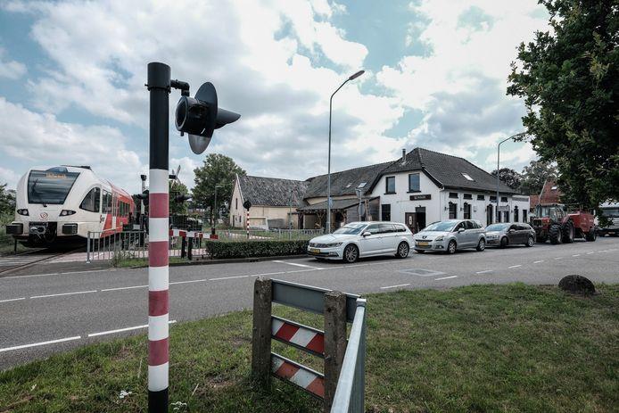Het café P8 aan de Varsseveldseweg in Terborg.