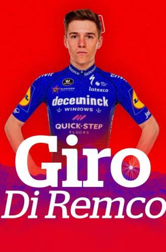 Giro Di Remco #20. Welke opties zijn er nog voor Evenepoel in de slotweek van de Giro?