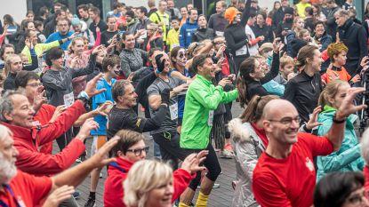 Halloween Run lokt veel sportieve griezels