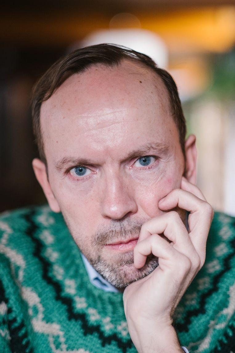 Oscar van den Boogaard.