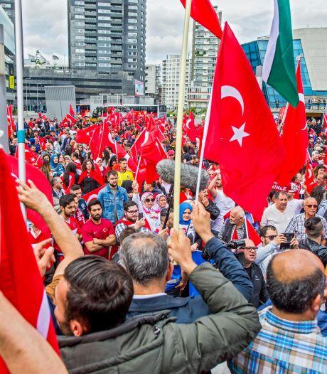 Het broeit in 'Ankara aan de Maas'