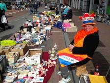 Koningsdag in Almelo in volle gang