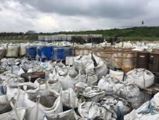 Chijnsgoed in Sterksel krijgt meer tijd voor verkoop afval