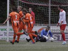 Pijnlijk basisdebuut voor Barendrecht-doelman Donovan Levestone