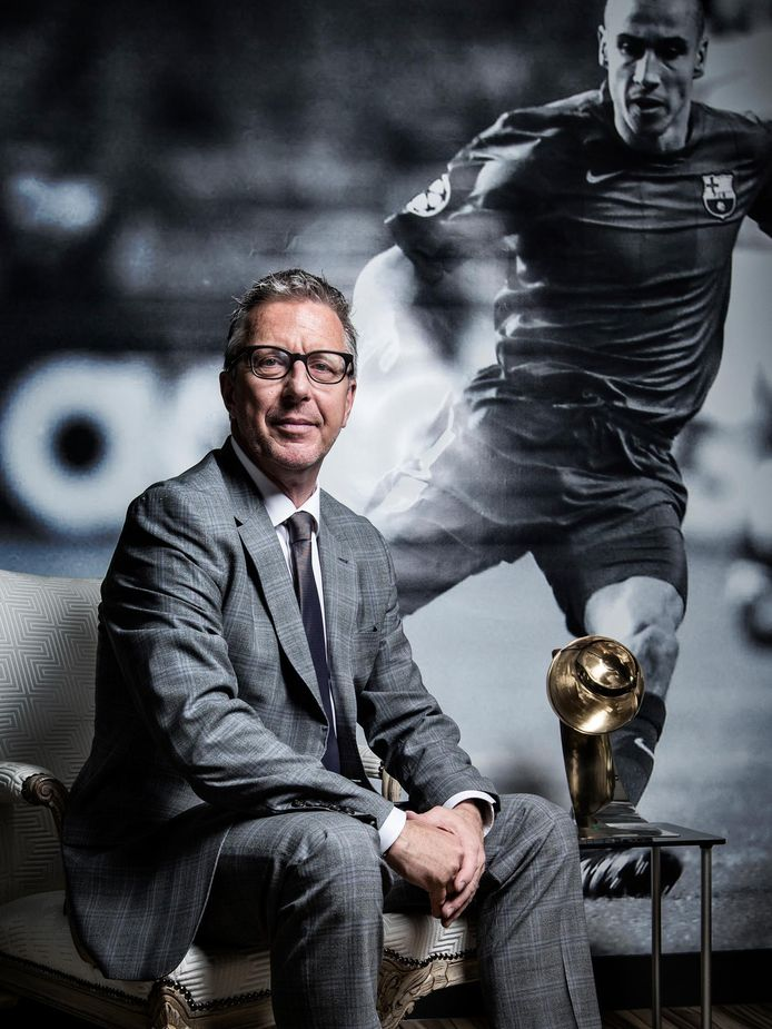 Rob Jansen, in 1999 initiatiefnemer voor een Euro League. ,,Die plannen van toen zouden nog steeds uitvoerbaar kunnen zijn.'