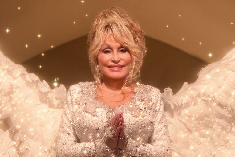 Dolly Parton Beeld COURTESY OF NETFLIX