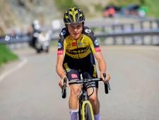 Geen Vuelta voor Antwan Tolhoek