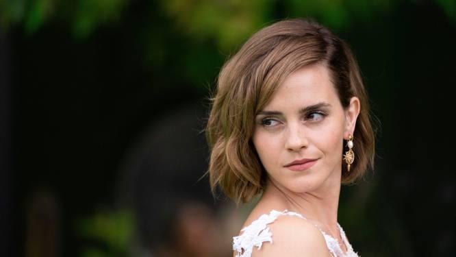 Sublime, Emma Watson fait son retour sur le tapis rouge après deux ans d'absence
